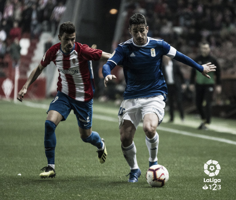 Sporting de Gijón - Real Oviedo : Puntuaciones del Real Oviedo en la jornada 31de La Liga 1|2|3