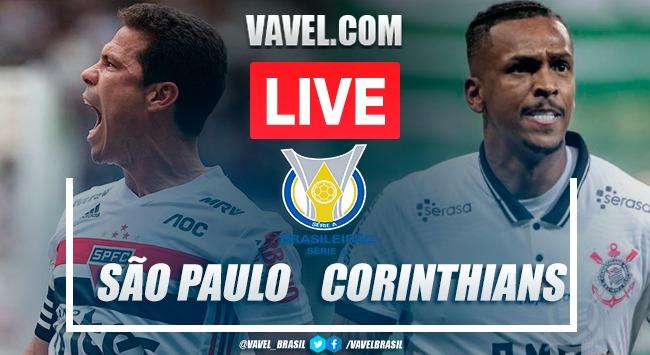 Gols e melhores momentos de São Paulo x Corinthians (2-1)