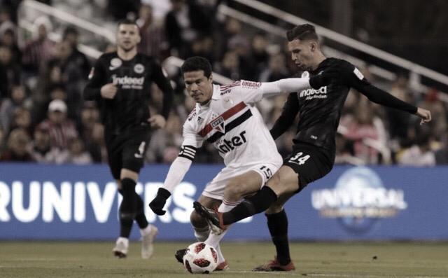 São Paulo é derrotado pelo Eintracht Frankfurt na estreia do Torneio da Flórida