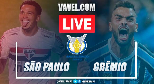 Melhores momentos para São Paulo 0x0 Grêmio pelo Campeonato Brasileiro 2020