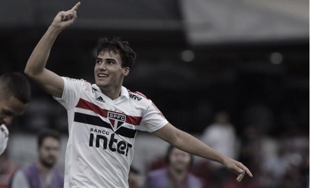 Com dois gols de Igor Gomes, São Paulo derrota Ituano no jogo de ida das quartas do Paulista