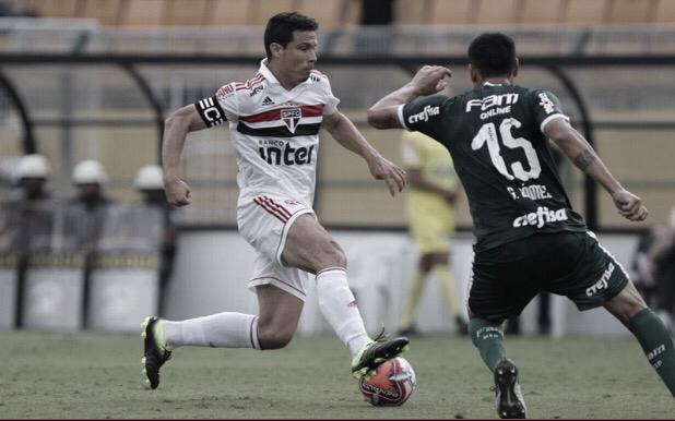 Palmeiras derrota São Paulo e garante classificação para próxima fase do Paulista