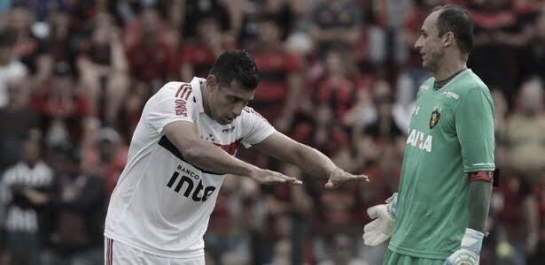Com objetivos distintos, São Paulo e Sport se enfrentam no Campeonato Brasileiro