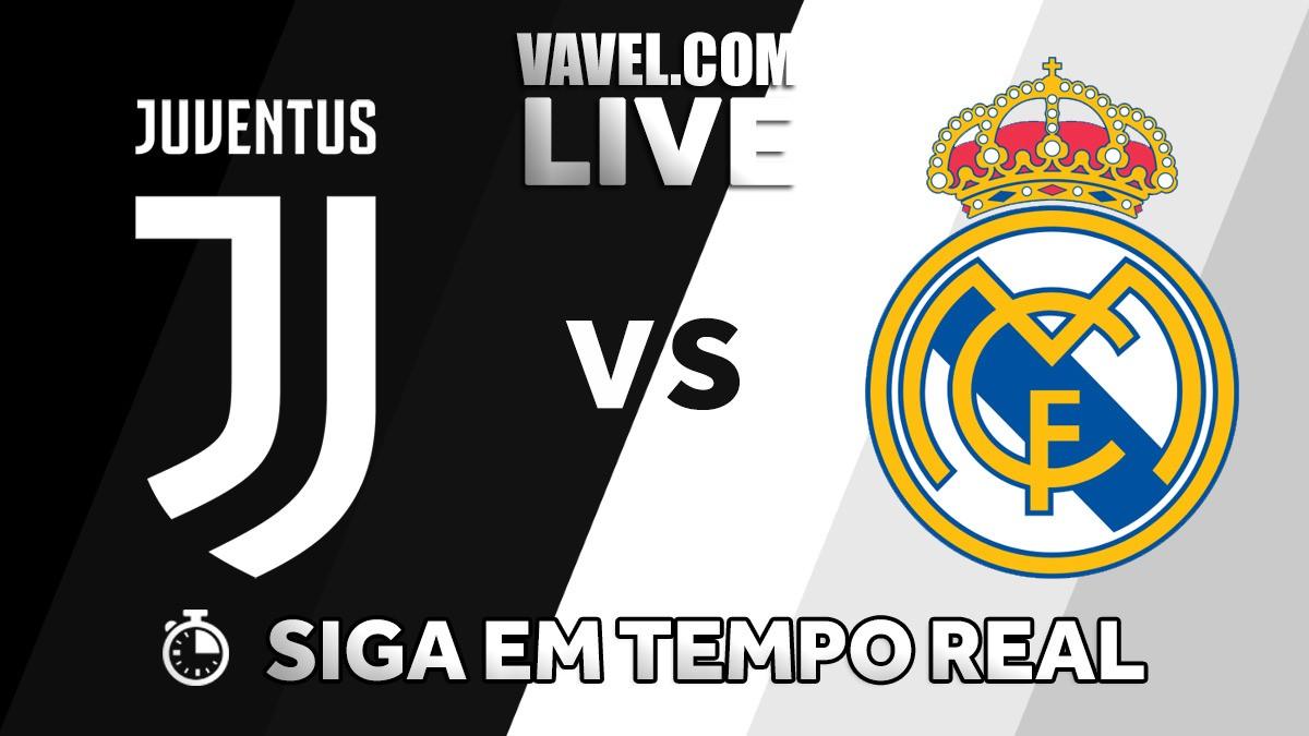 Resultado Juventus x Real Madrid pela Uefa Champions League 2017/18 (0-3)