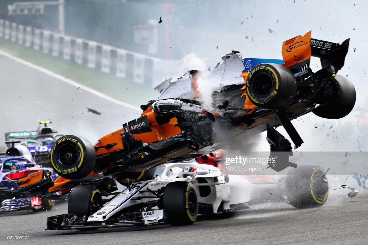 F1: 2019 Belgian Grand Prix Preview