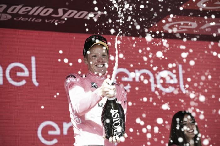 Giro d'Italia, la cronoscalata dell'Alpe di Siusi primo test per la nuova maglia rosa