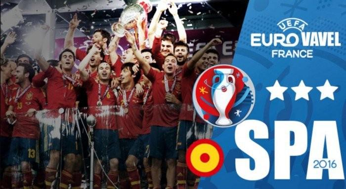 Eurocopa 2016: Espanha pode repetir sucesso dos clubes espanhóis?