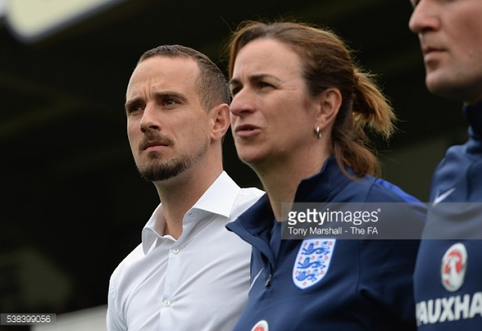 Marieanne Spacey moving to a new role within the FA