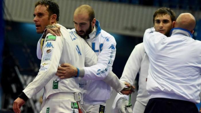 Rio 2016, l'Italia della spada in finale per l'oro!