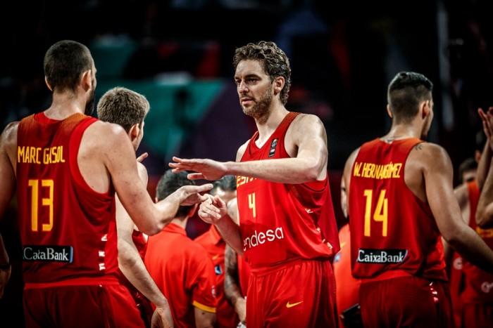 EuroBasket 2017 - Spagna e Gasol, delirio di onnipotenza