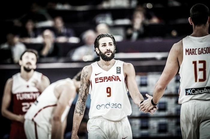 Eurobasket 2017 - Spagna di bronzo, ma che sofferenza con la Russia (93-85)