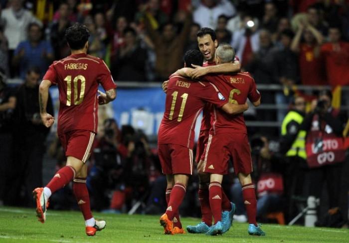 Qualificazioni Mondiali 2018 - La Spagna B non fallisce. Macedonia battuta