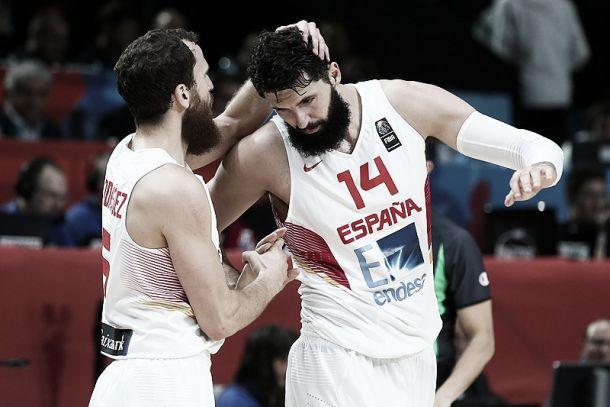 Eurobasket 2015, Spagna batte Grecia al fotofinish