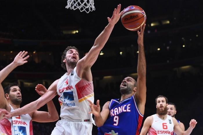 Rio 2016, Basket: prova Francia per una Spagna in netta risalita