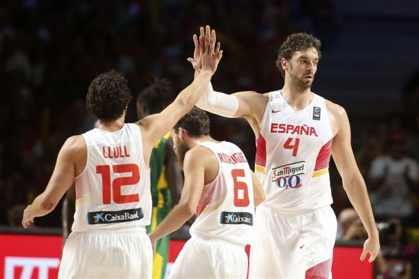 Basket, Mondiali 2014, ottavi di finale : Spagna avanti, Senegal a testa alta
