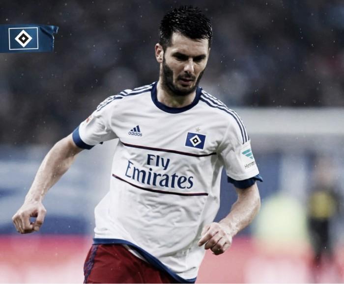 Emir Spahic estende seu contrato por mais uma temporada com Hamburgo