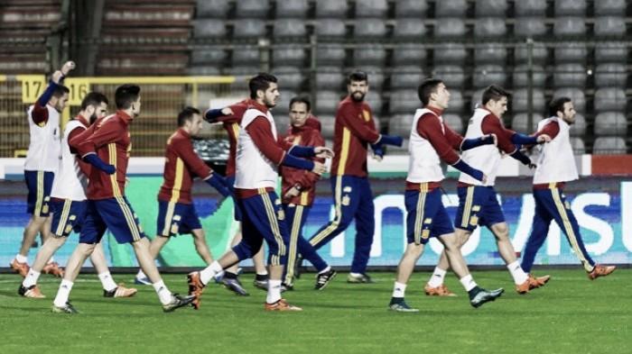 Del Bosque names provisional Spain Euro 2016 squad