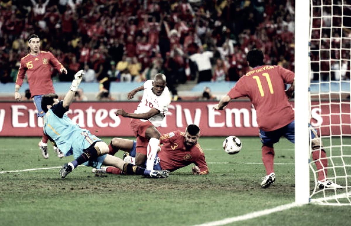 Em busca de ajustes, Espanha e Suíça se enfrentam no penúltimo amistoso antes da Copa