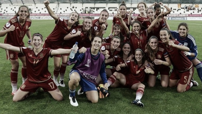 2016 UEFA Women's under-19 Championship - Day 2 Roundup: Spain and Switzerland reach quarter-finals