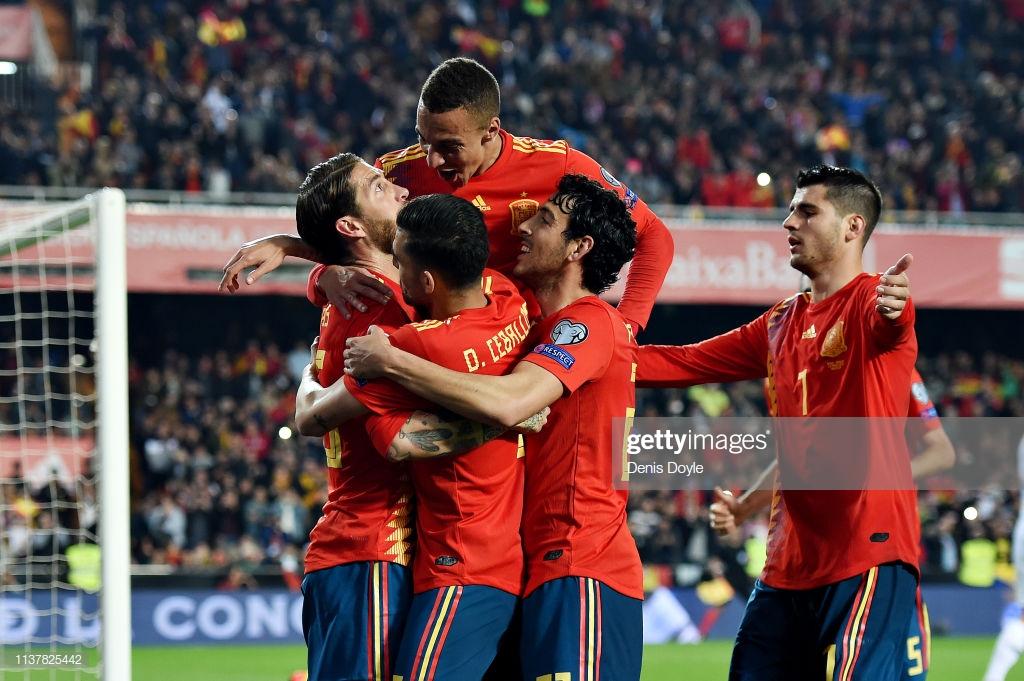 Spain 2-1 Norway: La Roja flamboyantly dispatch their visitors