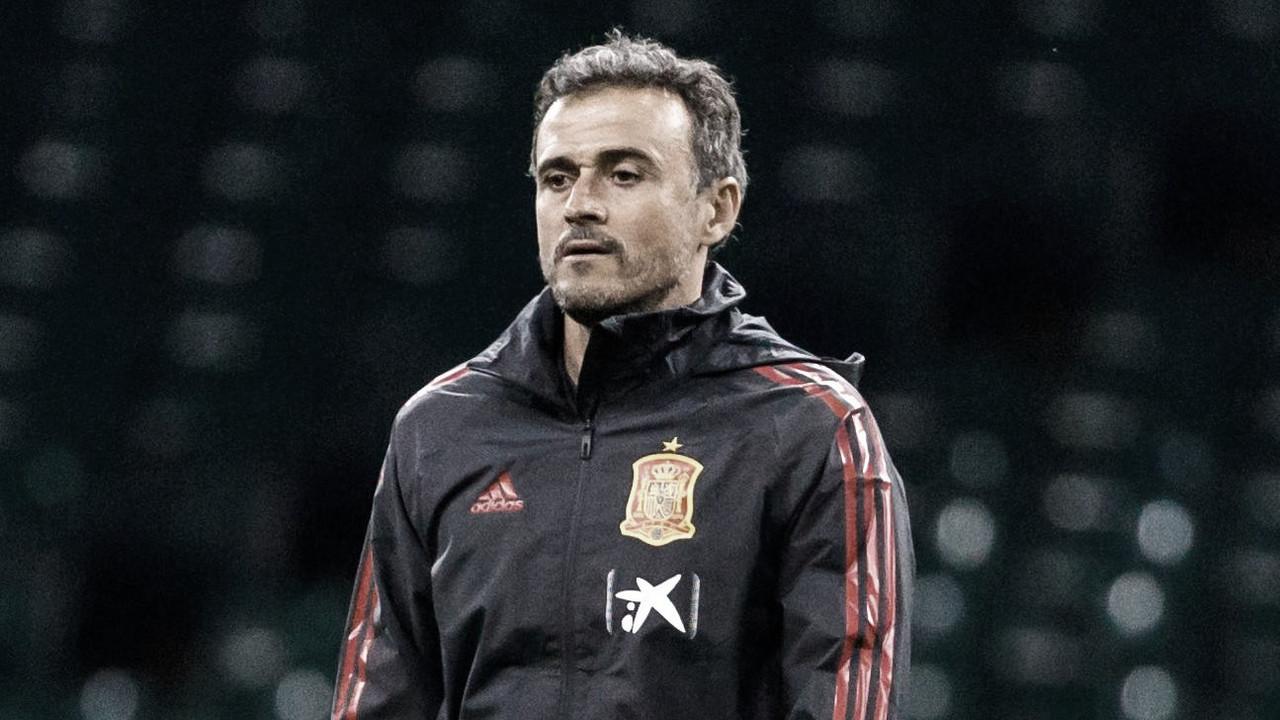 Luis Enrique debe corregir pequeños aspectos de cara hacia la segunda jornada doble de la UEFA Nations League 2020/21 | Fotografía: Getty Images/DFB