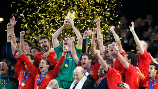 2014 FIFA World Cup preview: Spain