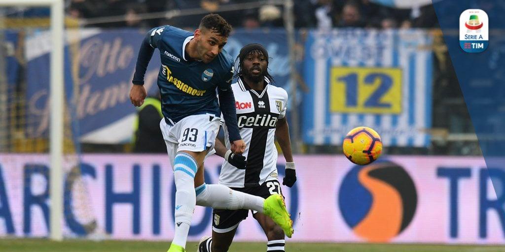 Serie A- Il Parma getta via la gara, la Spal vince di rimonta e passa al Tardini (2-3)