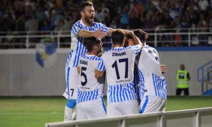Serie B, Antenucci fa vedere le streghe all'Avellino: vince la Spal 3-0