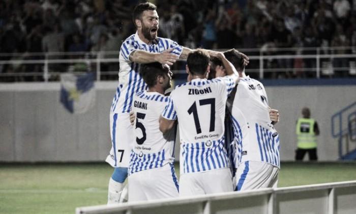 Serie B - Antenucci ribalta il Trapani, la Spal vince 2-1