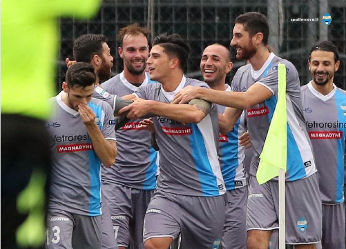 Serie B - Vola la Spal, cade il Cittadella. Torna al successo il Bari