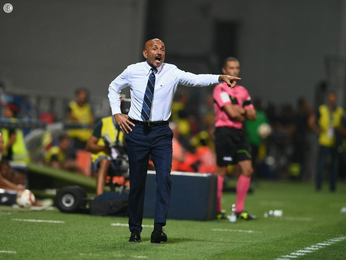 """L'Inter cade alla prima e Spalletti dice: """"Condizionati dal rigore. Troppe ripartenze subite"""""""