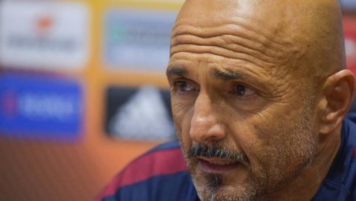 """Roma, Spalletti: """"L'Inter è una squadra molto forte. Difesa? Manca qualcosa, ma miglioriamo"""""""