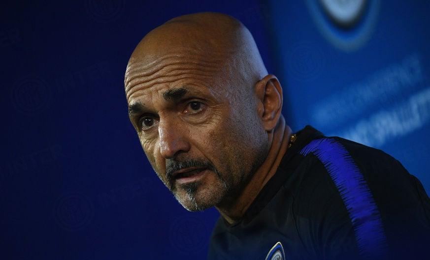 """Inter, Spalletti - """"Abbiamo l'obbligo di essere una squadra bella e forte"""""""
