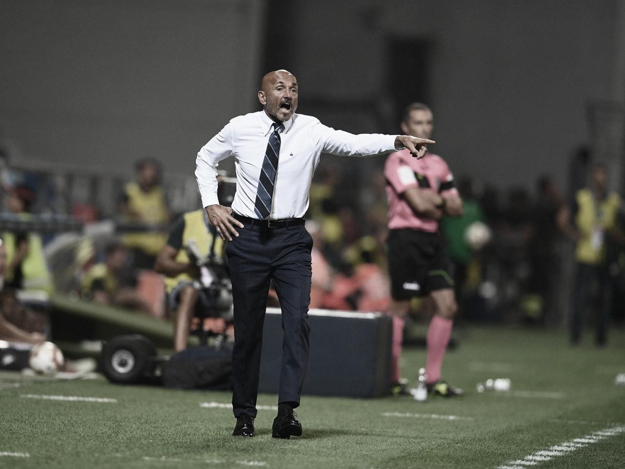 Presidente do Napoli escolhe Luciano Spalletti para substituir Gattuso à beira do gramado