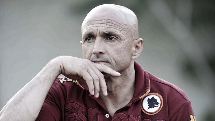 "Spalletti is happy Manolas and Dzeko are ""still with us"""