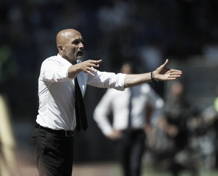 """Inter, Spalletti: """"Tutti qui devono preoccuparsi di dare qualcosa, non di riceverlo"""""""