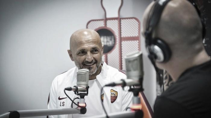 """Spalletti: """"Dobbiamo solo pensare al nostro lavoro e non al Napoli. Nainggolan è un guerriero"""""""