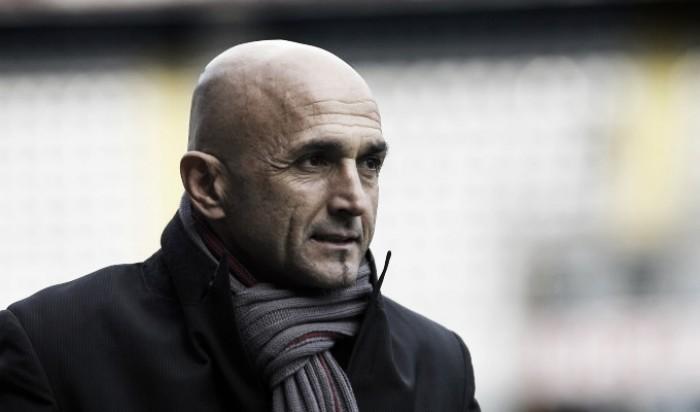 """Spalletti: """"Con Totti tutto chiarito, El Shaarawy è un talento, spero che Sabatini resti"""""""