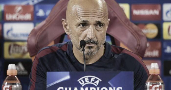 "Spalletti: ""Deseamos este partido desde hace meses"""