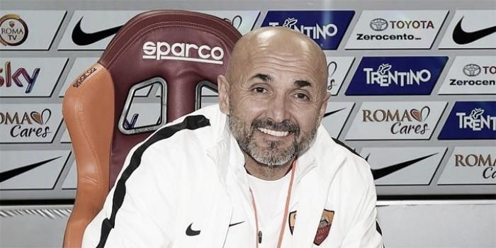 """Roma, Spalletti prima dell'esordio: """"Serve essere grandi da subito per competere con la Juve"""""""