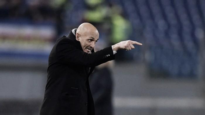 """Inter-Roma, Spalletti non sente ragioni: """"La Roma ha vinto e ha meritato"""""""