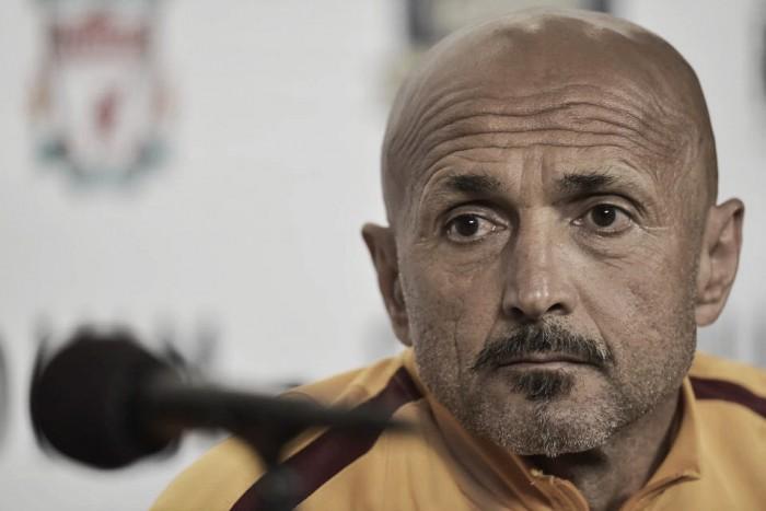 """Roma, Spalletti in conferenza: """"Sul mercato cerchiamo due difensori, anche la società è d'accordo"""""""