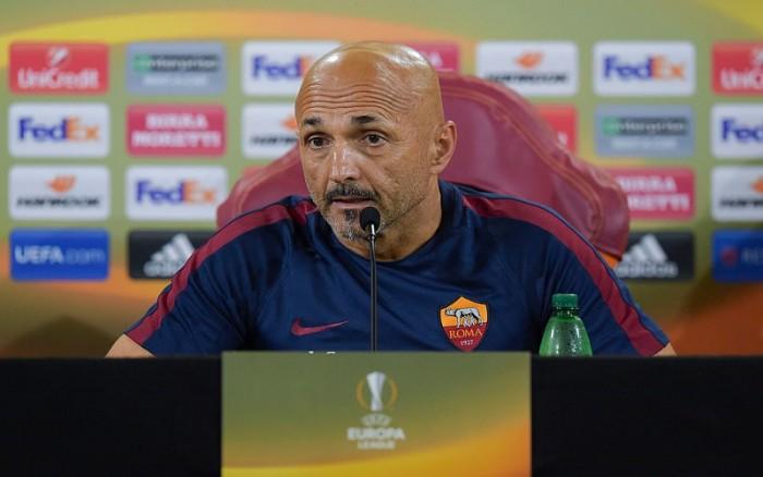 """Roma, Spalletti presenta il match con il Lione: """"Sono sicuro della forza della mia squadra"""""""