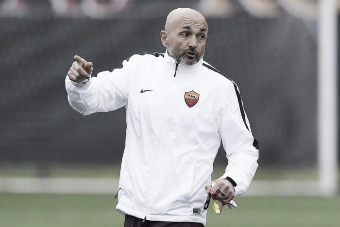 """Spalletti insiste: """"Fra me e Totti è tutto a posto. Pjanic è da valutare per domani"""""""