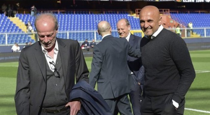 Moratti 'benedice' l'arrivo di Spalletti: 'E' il giusto profilo per l'Inter'