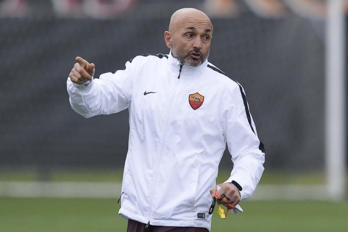 """Roma, Spalletti: """"Ripartiamo dal secondo tempo di domenica. L'Europa League è stimolante"""""""