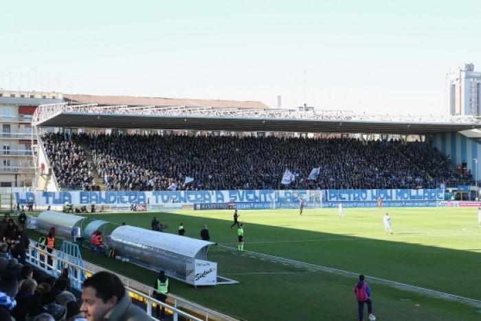 Serie B, le formazioni ufficiali di Spal - Pro Vercelli