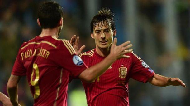 Spagna - Lussemburgo 4-0: tutto facile per gli spagnoli