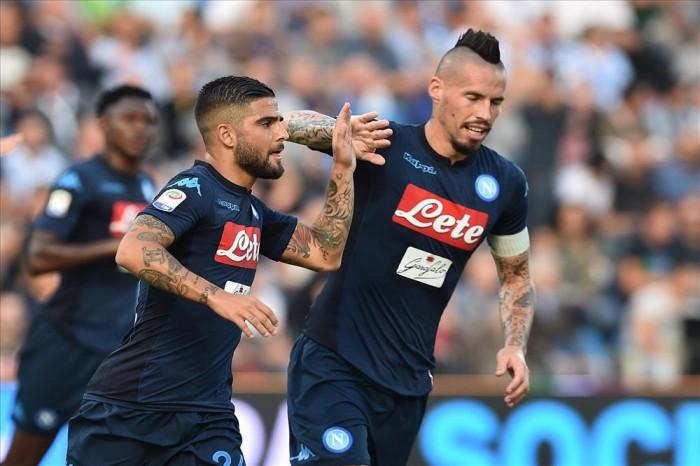 Il Napoli la sfanga a Ferrara e fa sei di fila, ma...