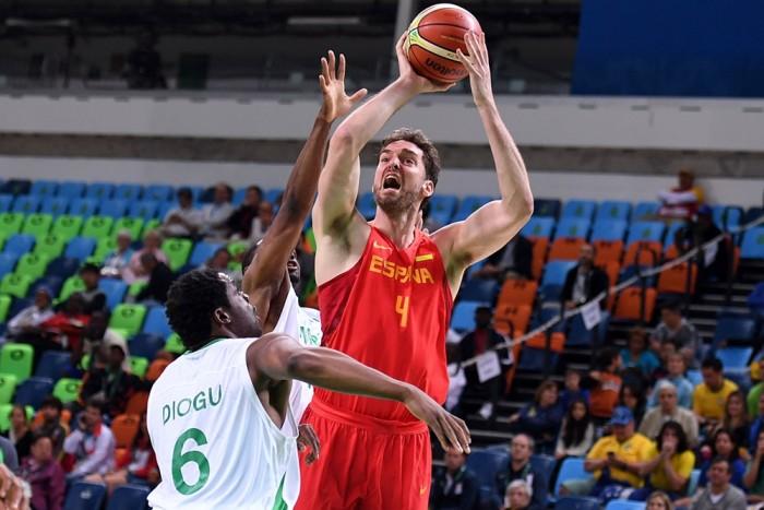 Rio 2016, Basket - Si riscatta la Spagna, Nigeria al tappeto (87-96)